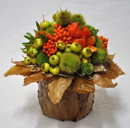 Célèbre Retour de forêt | Matériel d'art floral et conseils pour la  PS34