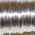 Bobine fil de fer 100 gr coloris Argent