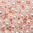Perle 10 mm coloris Rose Tendre par 115