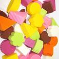 Forme Mignardise OASIS par 35 pièces coloris ASSORTIS