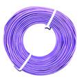 Fil alu déco métallique grand métrage coloris Violet 2 mm