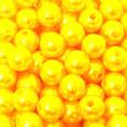Perle 10 mm coloris Jaune par 115