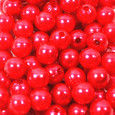 Perle 10 mm coloris Rouge par 115