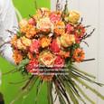 DVD cours d'art floral N°3 Les bouquets ronds N°1