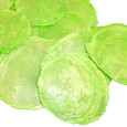Ecaille de nacre coloris Vert anis