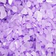 Pierre de verre par 500 grs Lilas