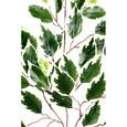 Ficus panaché branche artificielle