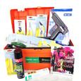 Caisse à outils Starting-box OASIS garnie de 13 produits