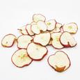 Tranches de pomme rouge séchée