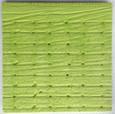 Plaque de croûte de mousse OASIS de couleur vert anis