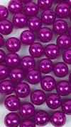 Perle OASIS 10 mm coloris Lilas par 120