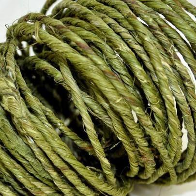 Cordelette armée OASIS coloris Vert
