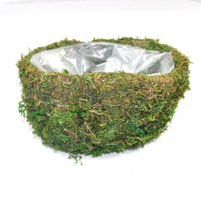 jardini re mousse naturelle ovale pm mat riel d 39 art. Black Bedroom Furniture Sets. Home Design Ideas