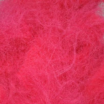Wooly fibre de laine coloris Fuchsia