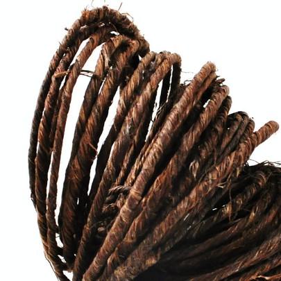 Cordelette armée OASIS coloris Chocolat