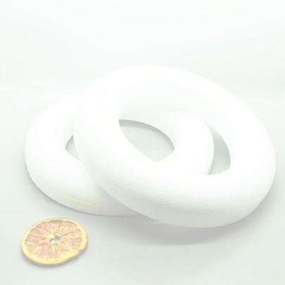 Couronne polystyrène 25 cm