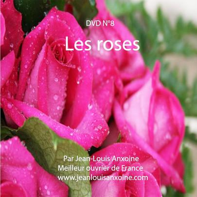 DVD cours d'art floral N°8 Théme