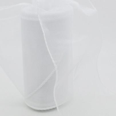 Rouleau Organza OASIS coloris Blanc par 9 m
