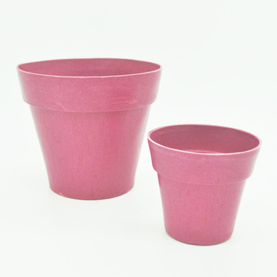 Pot Bambou PM coloris Fuchsia
