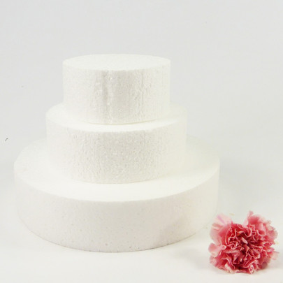 Tarte polystyrène MM 20 cm