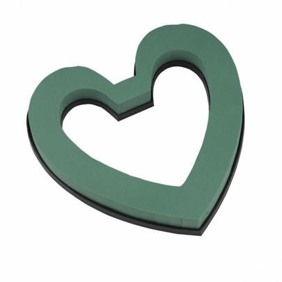 Coeur OASIS mouillable ouvert 22 cm