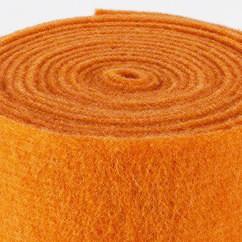 Laine à découper Orange