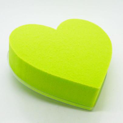 Coeur OASIS coloris Anis fermé
