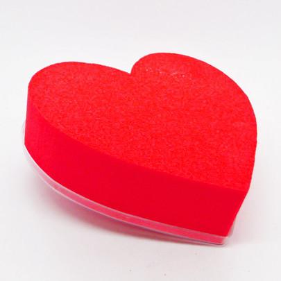 Coeur OASIS coloris Rouge fermé