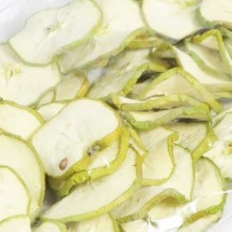 Tranches de pomme Verte séchée