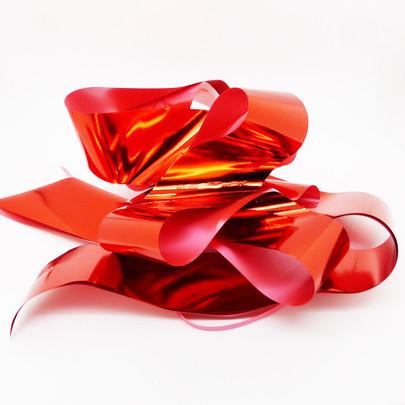 Maxi noeud magique Rouge par 2 pièces