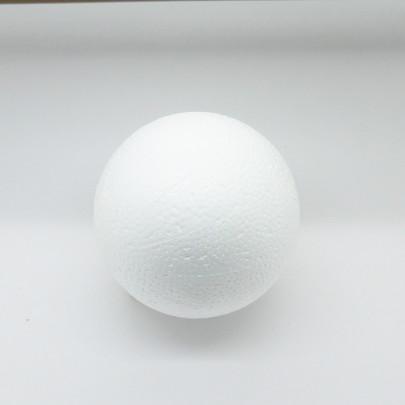 Boule polystyrène 12 cm