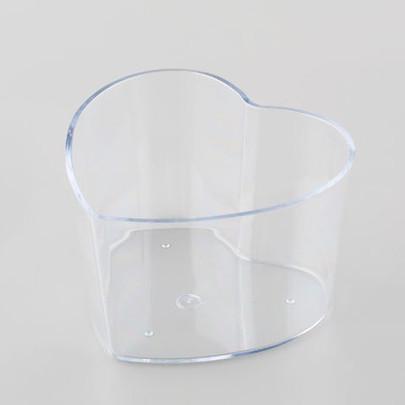 vase pl xiglas vase plexiglas forme coeur cristal mat riel d 39 art floral et conseils pour la. Black Bedroom Furniture Sets. Home Design Ideas