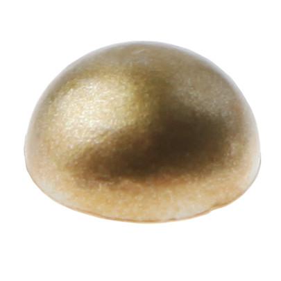 Sticker en perle OR par 60 pièces