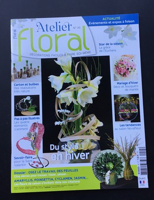 ATELIER FLORAL N°45