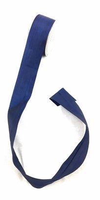 RUBAN de SATIN Bleu Roi