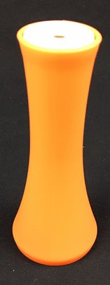 Vase SOLINO Orange pour Muguet et Petites Fleurs Estivalles.