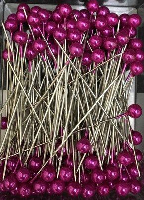 Epingle corsage OASIS Strong Pink par 144