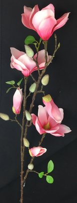 Magnolia Rose Artificiel