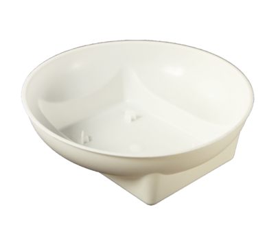 Coupe Ronde OASIS Blanche