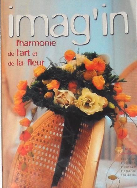 Imagin n2 livre dart floral