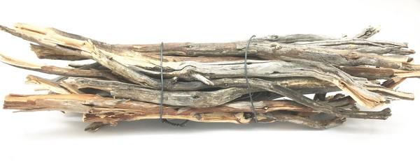 bois et corce fagot de bois flott 30 40 cm mat riel. Black Bedroom Furniture Sets. Home Design Ideas