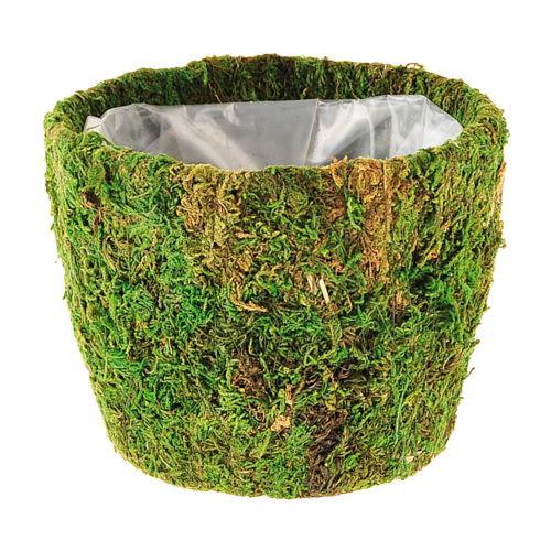 contenant bougie cadre vase pot mousse naturelle pm. Black Bedroom Furniture Sets. Home Design Ideas