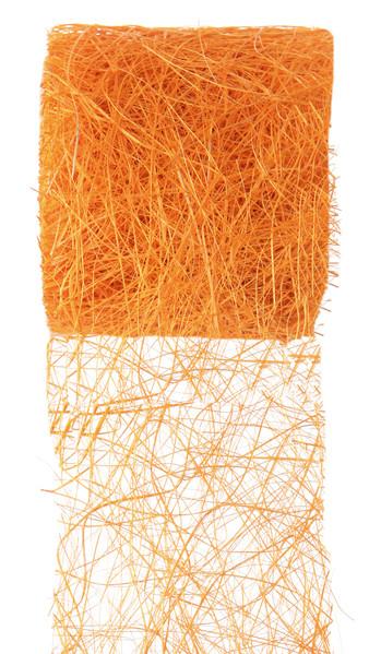 ruban et tissu fleuriste ruban abaca couleur orange. Black Bedroom Furniture Sets. Home Design Ideas