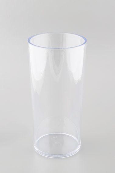vase pl xiglas vase tube plexiglas cristal haut 25 cm mat riel d 39 art floral et conseils pour. Black Bedroom Furniture Sets. Home Design Ideas